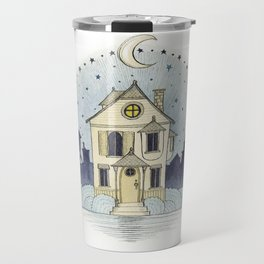 House In The City Travel Mug