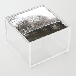 Winter in Amsterdam Acrylic Box