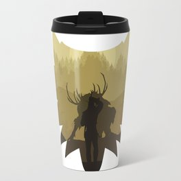 The beast hunt Travel Mug
