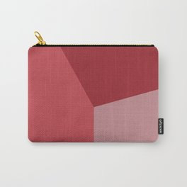 Color block #1 Carry-All Pouch