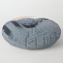 Waterworks Floor Pillow
