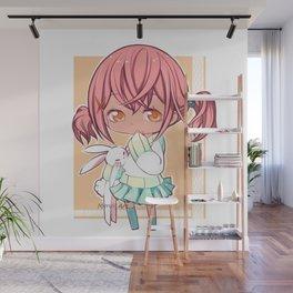 Chibu (Original art) Wall Mural