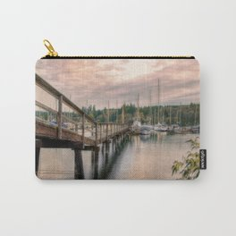 Bainbridge Harbor Carry-All Pouch