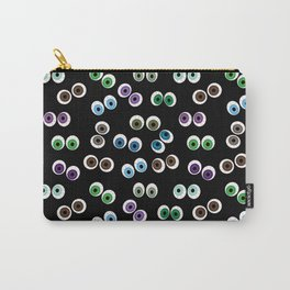 Bloodshot Eyes Carry-All Pouch