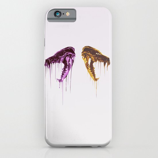 Painted Skull iPhone & iPod Case