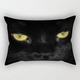 These Eyes Rectangular Pillow