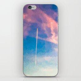 """"""" CONTRAIL """" iPhone Skin"""