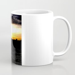 Fire in the sky(1) Coffee Mug