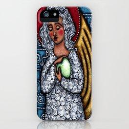 Archangel Raphael iPhone Case