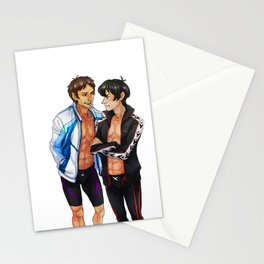 Klance Free! Stationery Cards