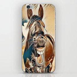 Laughing Jack iPhone Skin