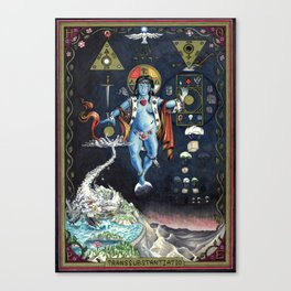 Transubstantiation Canvas Print