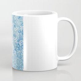 Blueberry Lace Coffee Mug
