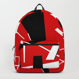 Monster Stripes Backpack
