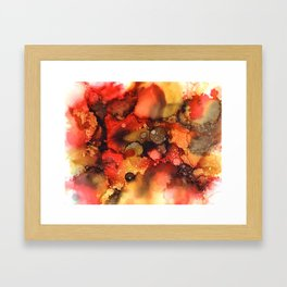 Abstract 30 Framed Art Print