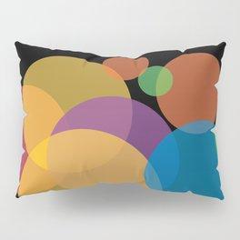 Overlapping Pillow Sham