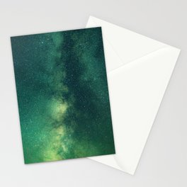 Stars Aflame Stationery Cards