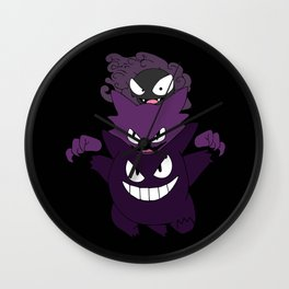 Gastly Evo Wall Clock