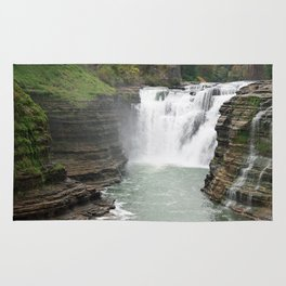 Letchworth Upper Falls Rug