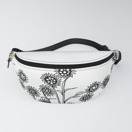 Field of Sunflowers Fanny Pack