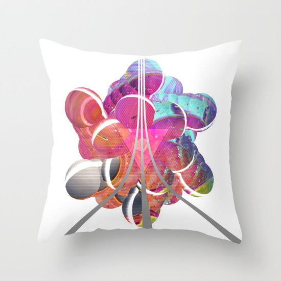 Our Division Throw Pillow