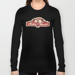 Nuka World Long Sleeve T-shirt