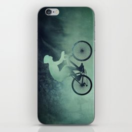 Bicycle lover iPhone Skin