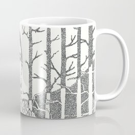 Frida Khalo and trees Coffee Mug