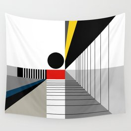 BLACK POINT Wall Tapestry
