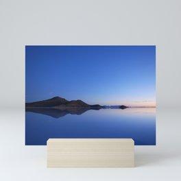 Salar De Uyuni Sunrise 3 Mini Art Print