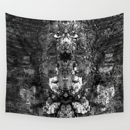 Watercolor Anthropomorphism 90 Wall Tapestry