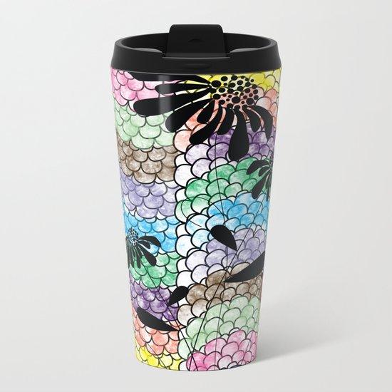 color 1 Metal Travel Mug