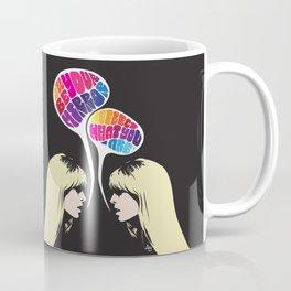 Nico: I'll Be Your Mirror Coffee Mug