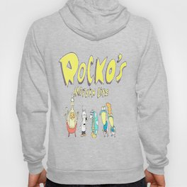 Rocko And The Crew Hoody