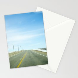 Wide open... #2 Stationery Cards
