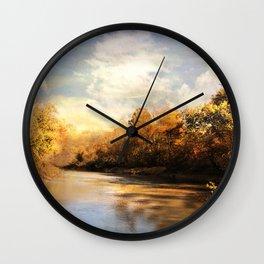 Riverbend Wall Clock