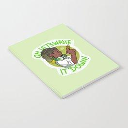 School themed Lucio Notebook