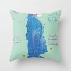 Pardo' Throw Pillow
