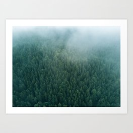 Stay Woke - Landscape Photography Art Print