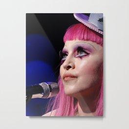 Madonna - Tears of a Clown Metal Print