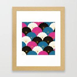 Japanese Chrysanthemum 2 Framed Art Print