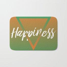 Happiness - Feelings series Bath Mat