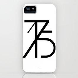 715 - CREEKS iPhone Case