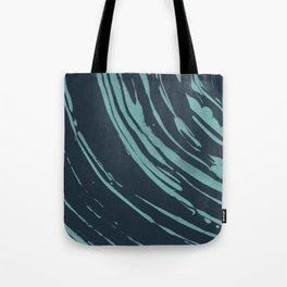 Nagashi Blue Tote Bag