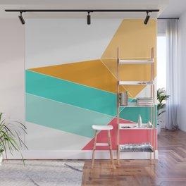 Entropy Slide Wall Mural