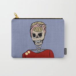 Rockabilly Betsy Carry-All Pouch