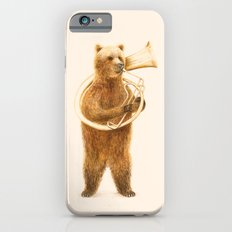The Bear and his Helicon iPhone 6s Slim Case
