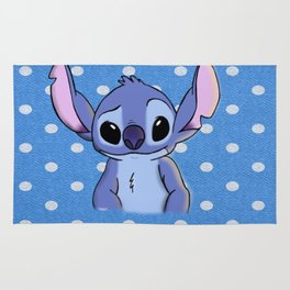 Lilo and Stitch - Stitch Rug