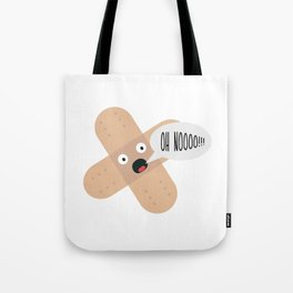 compassionate patch Tote Bag