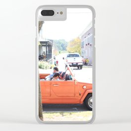 Thing Clear iPhone Case